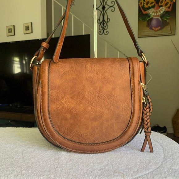 SOLE SOCIETY 'Thalia' Crossbody Bag